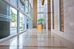 Building Lobby - Risk Management